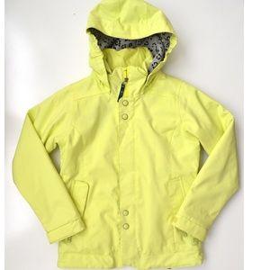 Women's Burton Dry Ride Neon Ski Snow Coat M